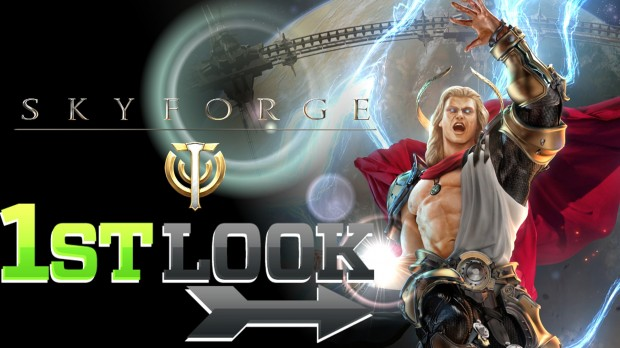 Skyforge - First Look Video Thumbnail