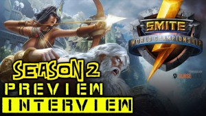 Smite 2015 World Championship Season 2 Preview Interview Video Thumbnail