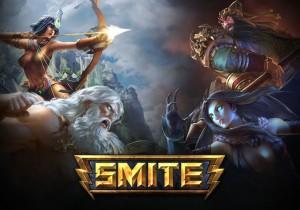 SMITE Game Profile Banner