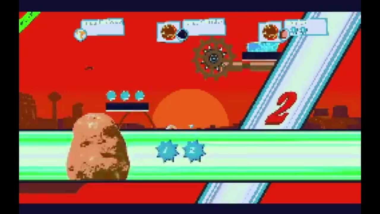 SpeedRunners New Art Style Trailer Video Thumbnail