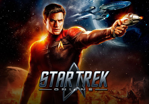 Star Trek Online Game Banner