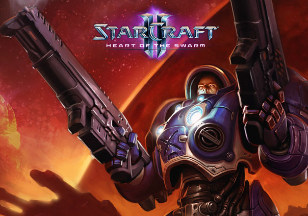 Starcraft 2 Official Site