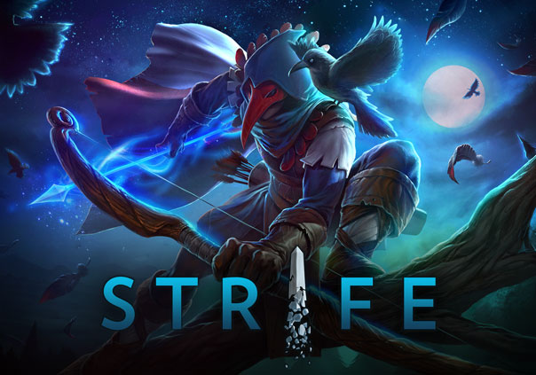 Strife Game Profile Banner