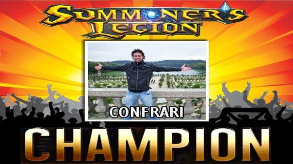 Summoners Legion Champion Main Image