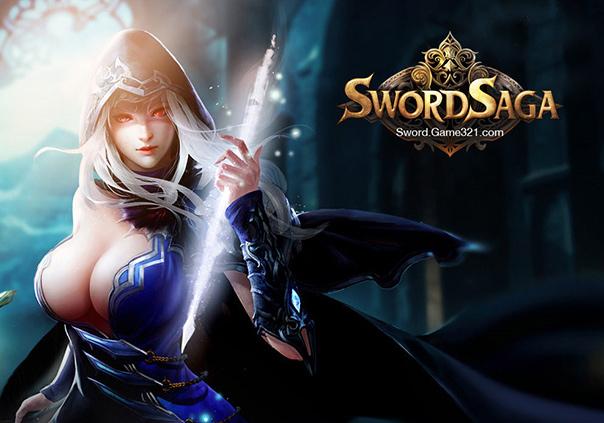 Sword Saga Game Banner