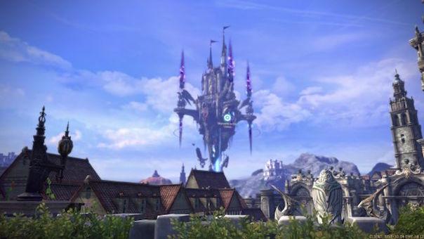 TERA: Fate of Arun Skycastles Press Preview Main Image