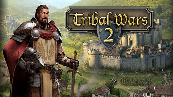 Tribal Wars 2 Main Image