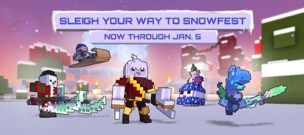 MMO Holiday Guide 2014 Trove