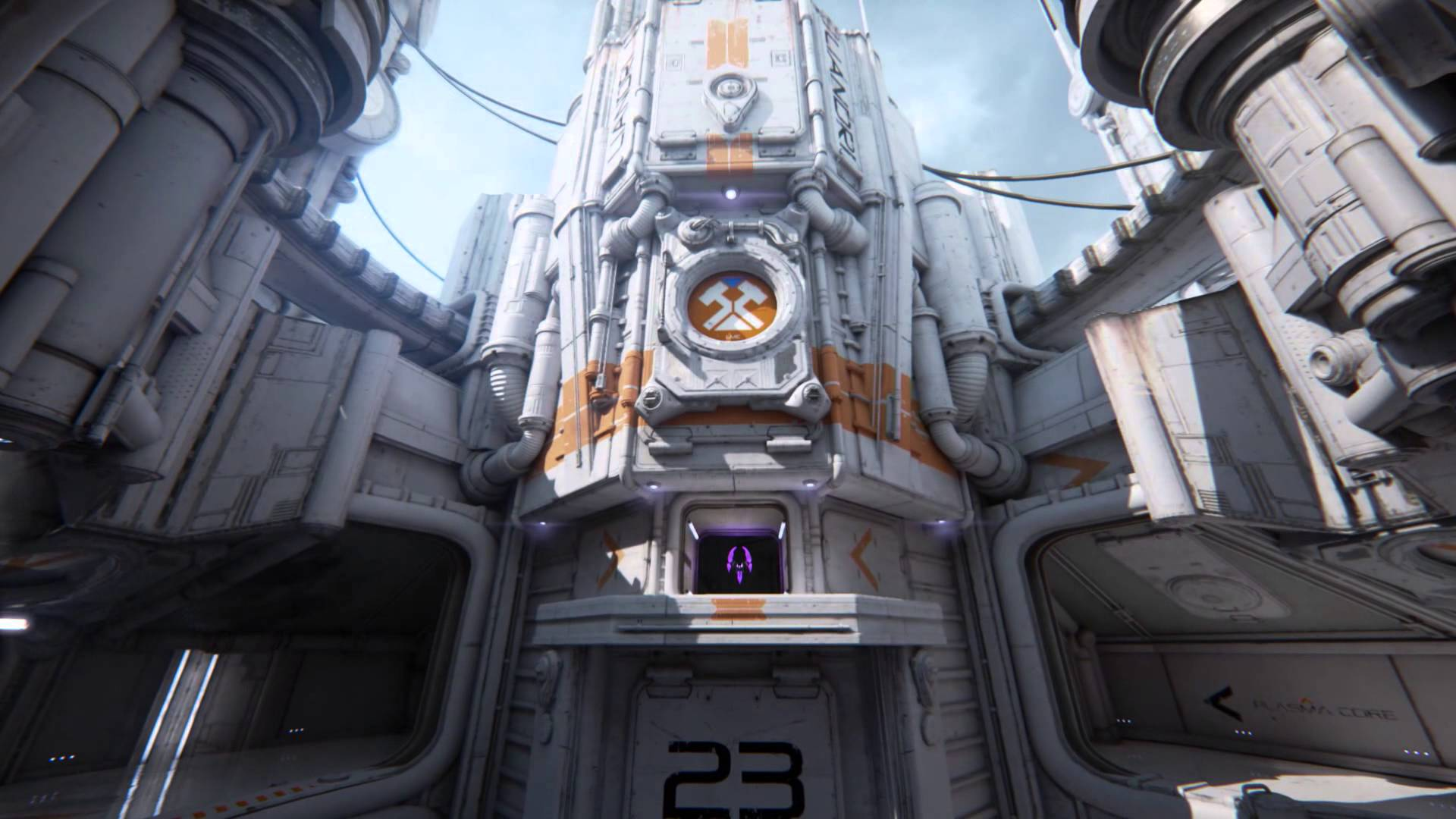 Unreal Tournament Outpost 23