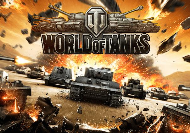 World of Tanks Game Profile Banner