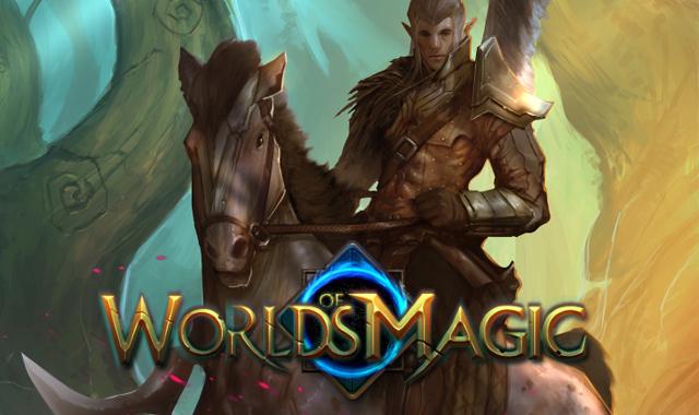 Worlds of Magic Main Image