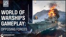 World of Warships Gameplay Trailer