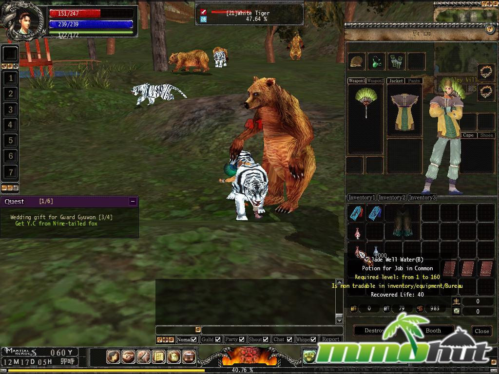 The MMO Graveyard - Dead MMORPGs