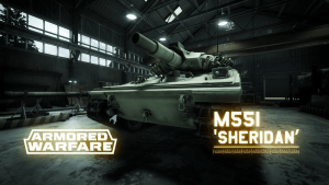 Armored Warfare: M551 Sheridan Light Tank Trailer Thumbnail