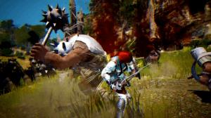 Black Desert: Valkyrie Gameplay Video Thumbnail