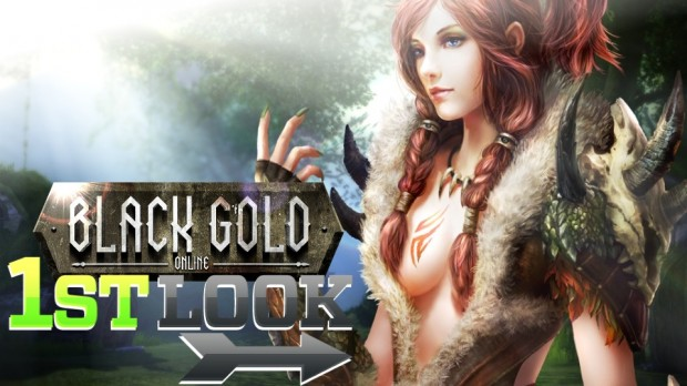 Black Gold Online - First Look Video Thumbnail