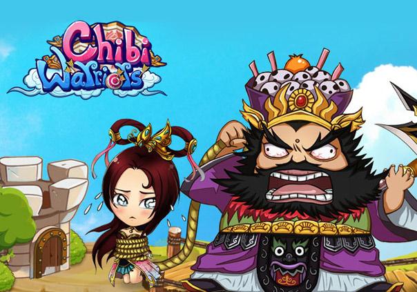 Chibi Warriors Game Profile Banner