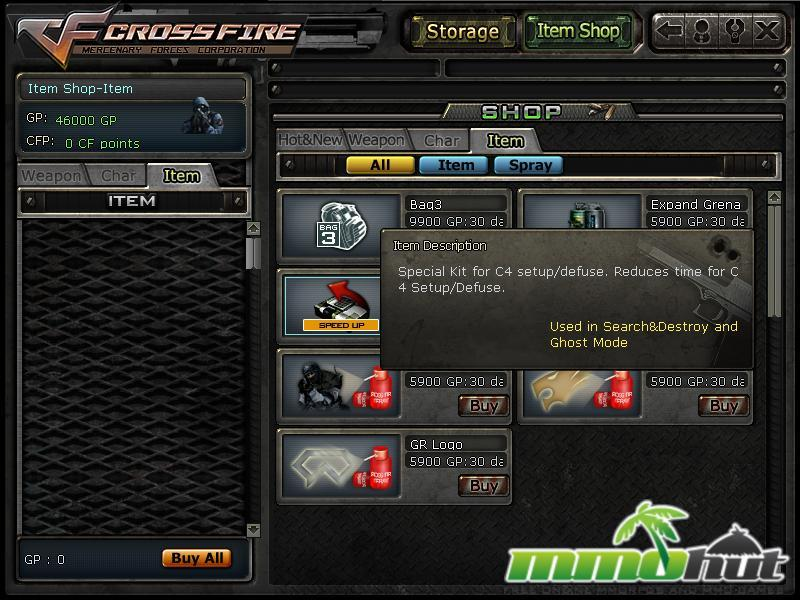 Crossfire Review