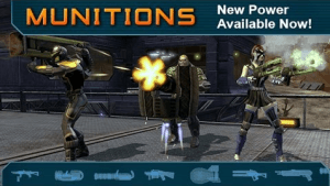 DCUO Power Munitions Trailer Thumbnail