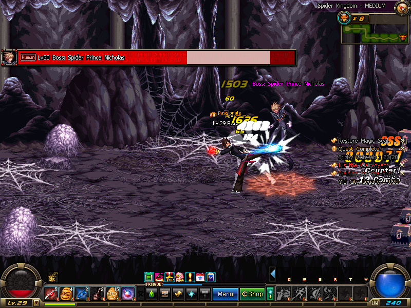 Dungeon Fighter Online Global Review