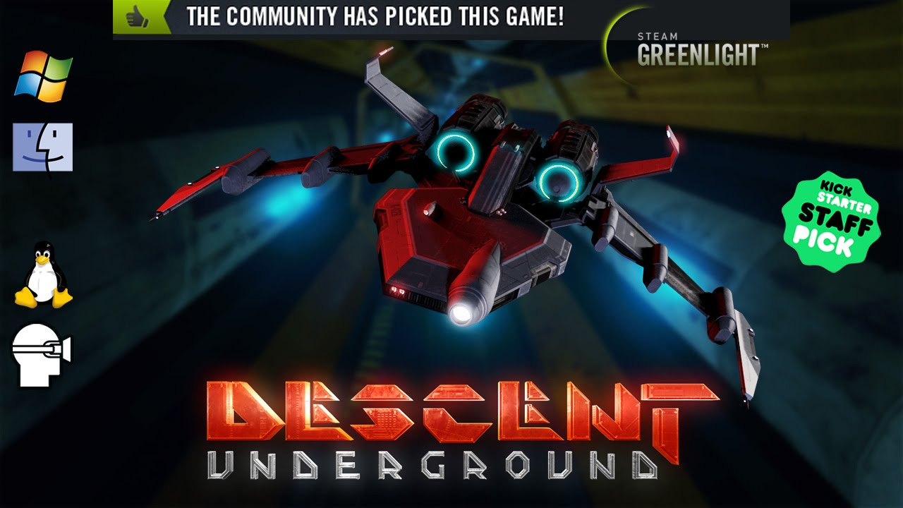 Descent: Underground New Trailer Thumbnail