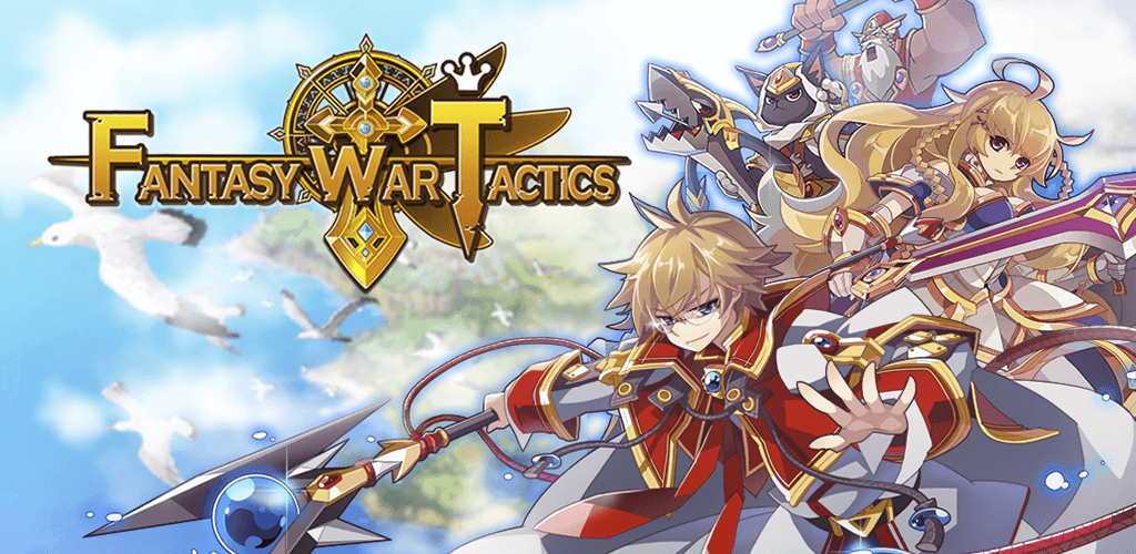 Nexon Korean Unveils New Mobile Game Fantasy War Tactics Post Banner