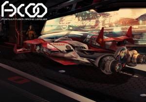 Formula Fusion Game Profile Banner