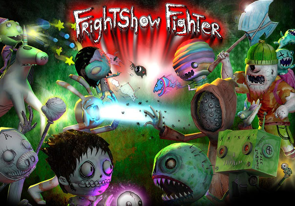 FrightShow Fighter Game Profile Banner