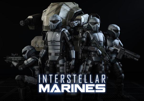 Interstellar Marines Game Profile Banner