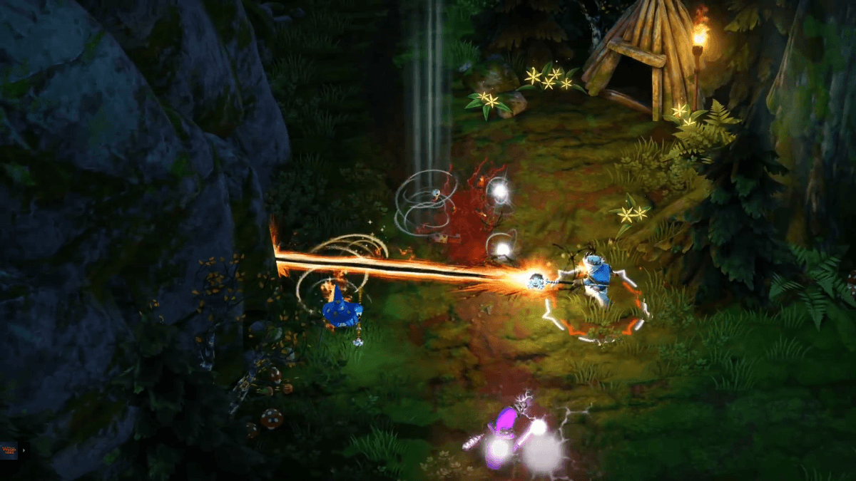 Magicka: Wizard Wars Launch Features Trailer Video Thumbnail