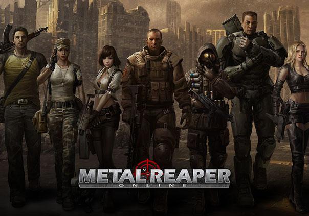 Metal Reaper Online Game Profile Banner