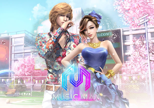 Music Man Online Game Profile Banner