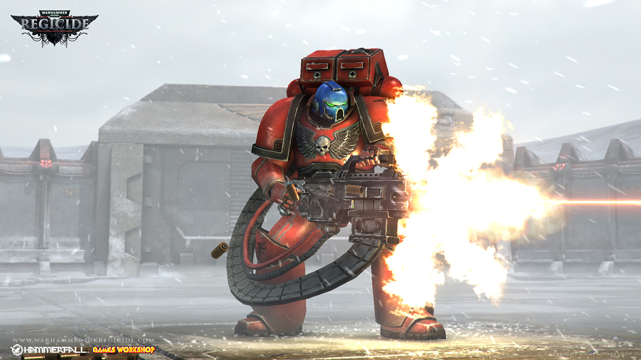 Warhammer 40,000: Regicide Coming Soon to Early Access on Steam Post Main