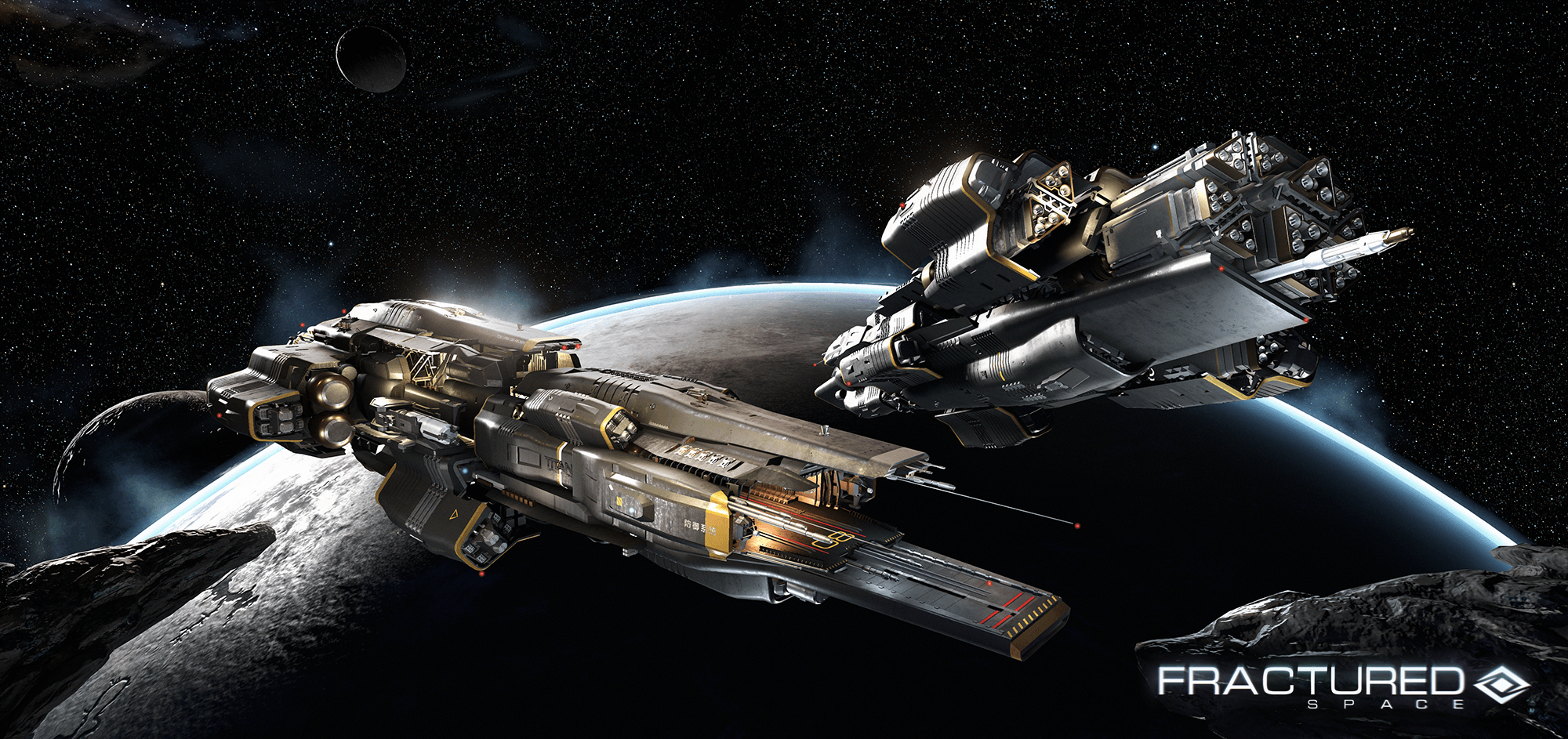 Fractured Space Adds New Squadron Command Feature & Additional Content Post Main