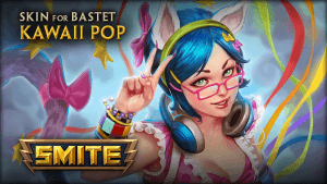 SMITE: Kawaii Pop Bastet Skin Reveal