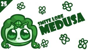 SMITE Lore: Who is Medusa? Video Thumbnail