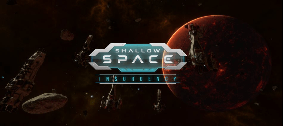 Sci-Fi RTS Shallow Space: Insurgency Indiegogo Campaign Starting April 4th Post Header