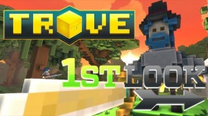 MMOHuts Trove First Look video