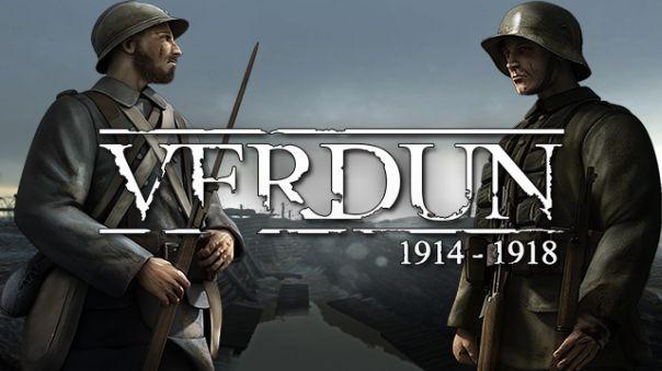 Verdun Game Banner