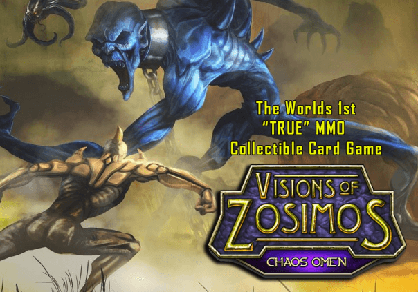 Visions of Zosimos Game Profile Banner