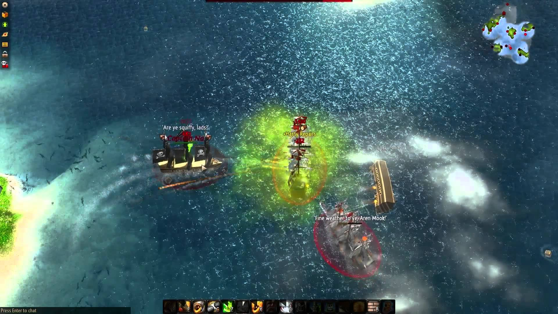Windward: Higher Level Combat Preview Video Thumb