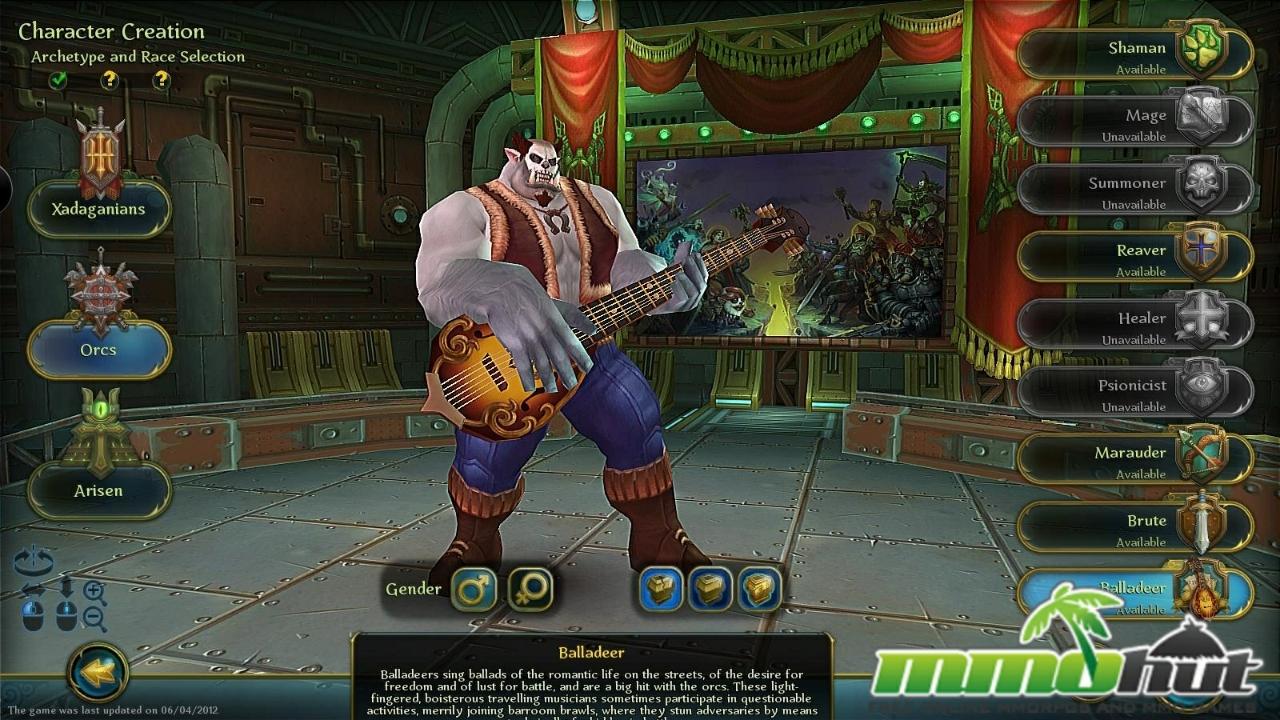 Allods Online Review Screenshot