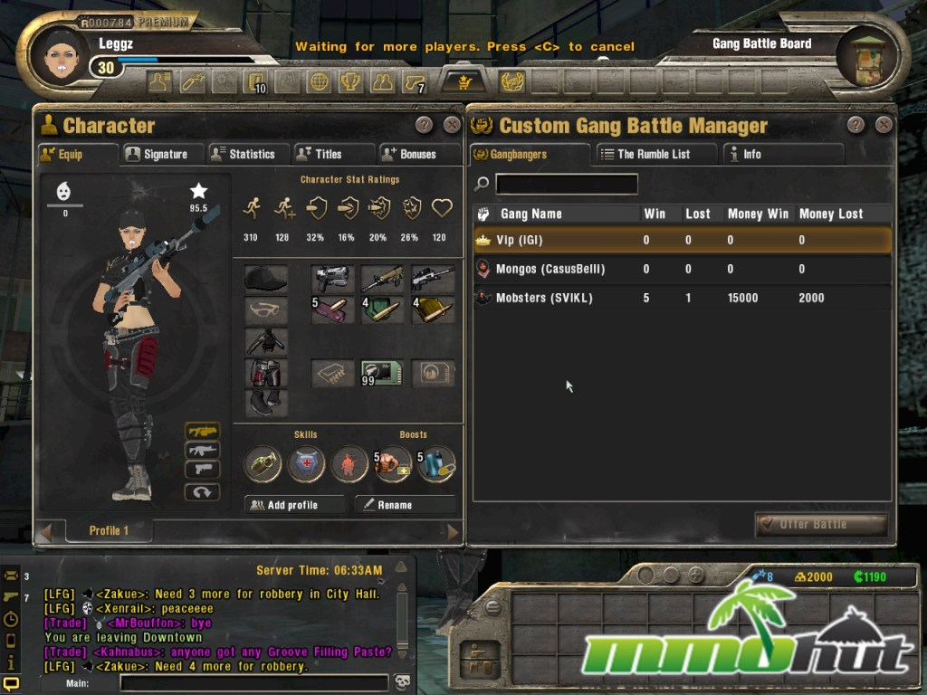 CrimeCraft Review Screenshot