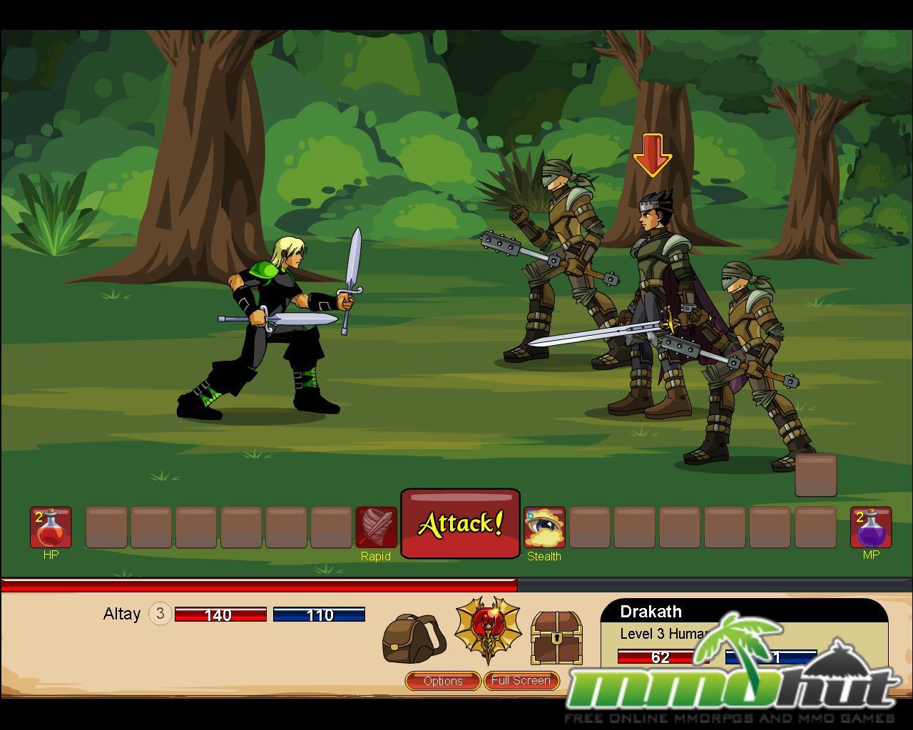 DragonFable Full Review