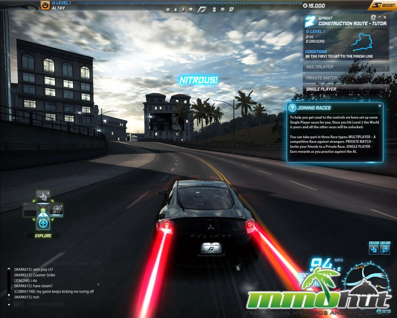 Need for Speed World Review Post Header