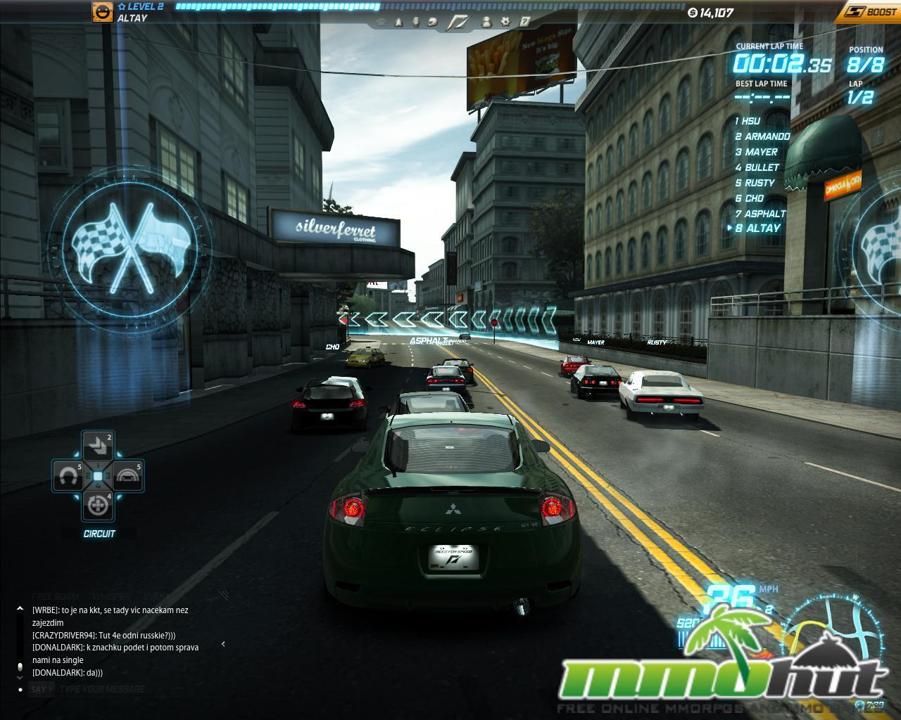 Need for Speed World Review