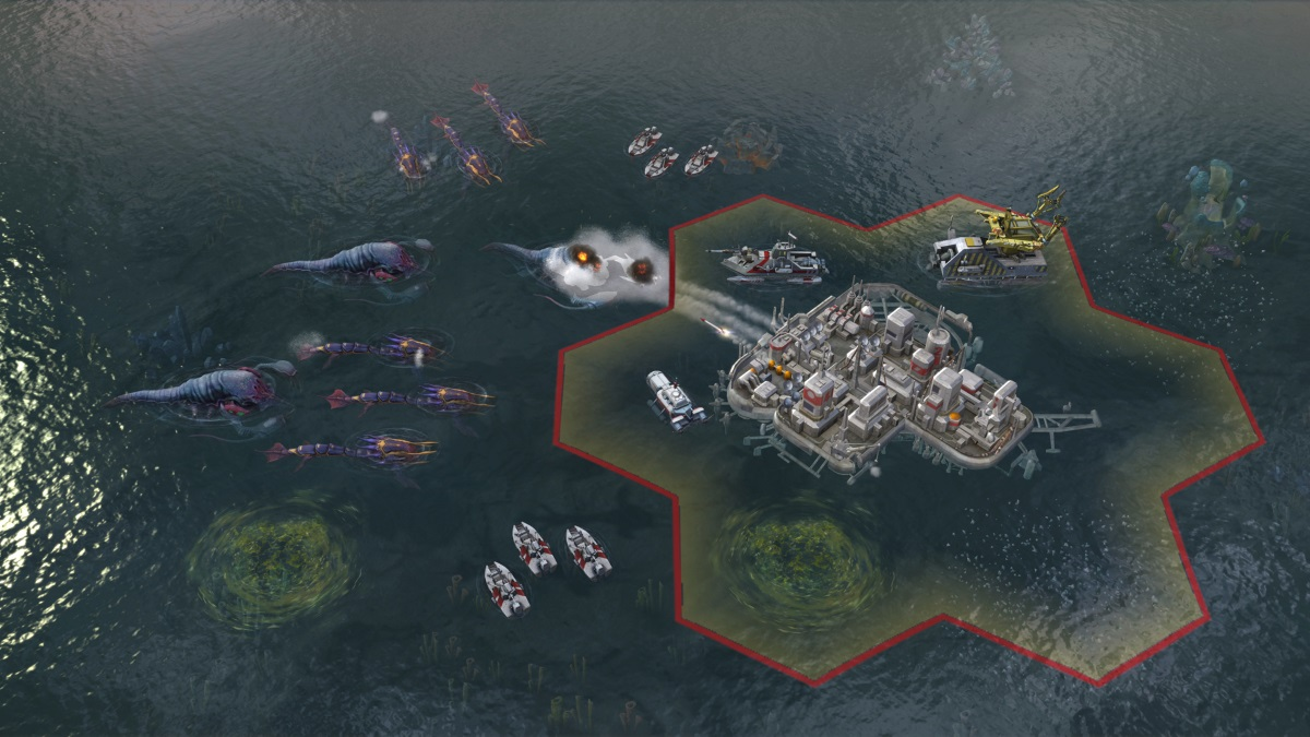 2K Announces Beyond Earth: Rising Tide Expansion Pack Post Header