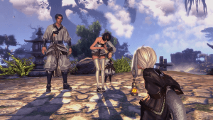 Blade and Soul: Four Great Guardians Trailer Thumbnail