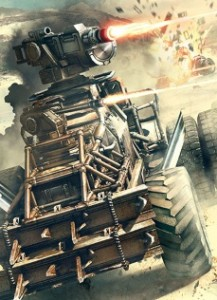 Post-Apocalyptic Vehicle Combat MMO Crossout Announced Post Thumbnail