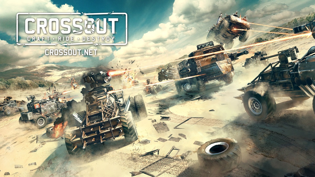 Post-Apocalyptic Vehicle Combat MMO Crossout Announced Post Header